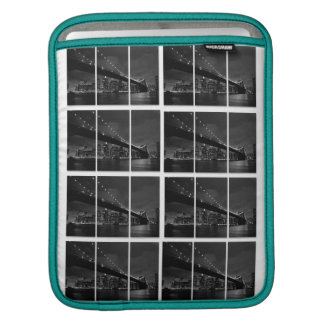 City Lights iPad Sleeve