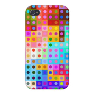 City Lights iPhone 4 Cases