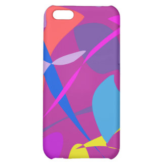 City Lights iPhone 5C Cases