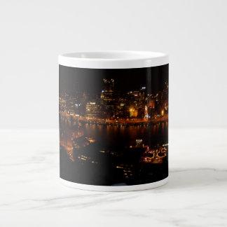 City Lights Large Coffee Mug
