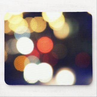 city lights mousepad