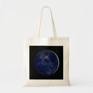 City Lights of the Americas Tote Bag