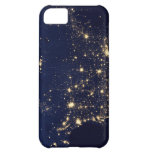 City Lights of the United States Case For iPhone 5C