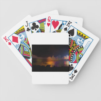 City Lights Bicycle Card Deck