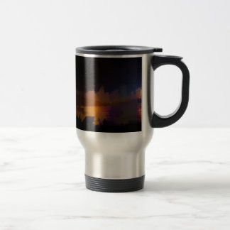 City Lights Travel Mug