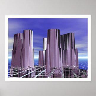 City Limits 1 Print