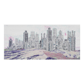 City Limits Posters