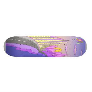 City Limits Skateboard
