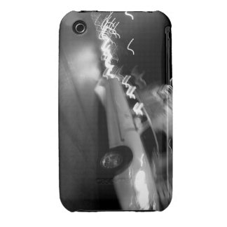 City Limousine at Night iPhone 3 Case-Mate Cases