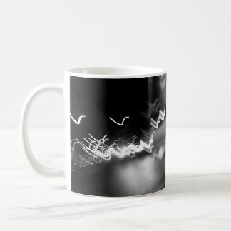 City Limousine at Night Coffee Mug