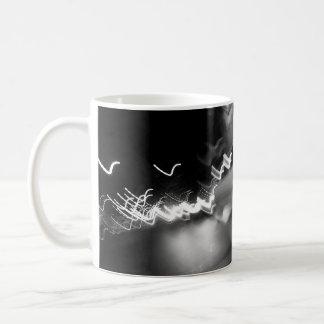 City Limousine at Night Coffee Mugs