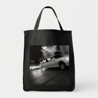 City Limousine at Night Tote Bag