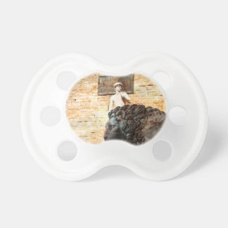 City Lion Pacifier