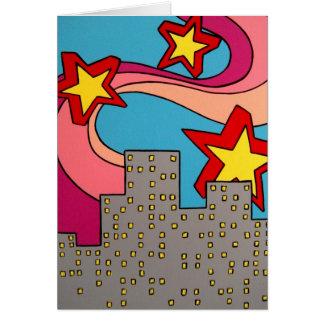 """City Livin"" Card"