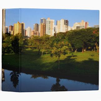 City Londrina Brazil Binder