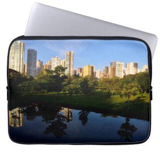 City Londrina Brazil Computer Sleeve