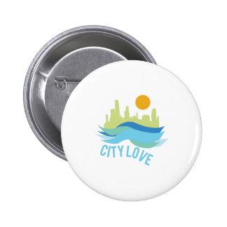 City Love Pins