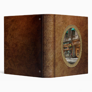 City - MA Boston - Meet me at the Omni Parker 3 Ring Binder