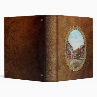 City - MA Gloucester - A little bit of everything 3 Ring Binder