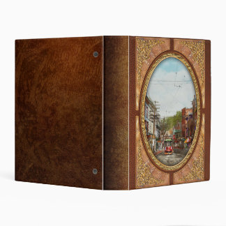 City - MA Gloucester - A little bit of everything Mini Binder