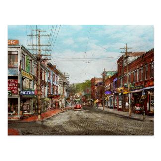 City - MA Gloucester - A little bit of everything Postcard