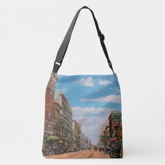 City - Memphis TN - Main Street Mall 1909 Crossbody Bag