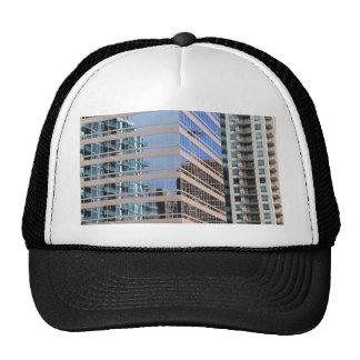 City Modern Architecture Trucker Hat