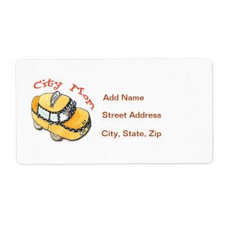 City Mom Label