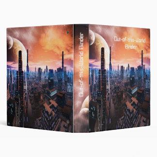 'City Never Sleeps' Binder