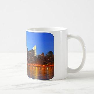 City Night Art Coffee Mug