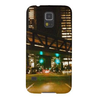 City Night Lights Galaxy S5 Cases