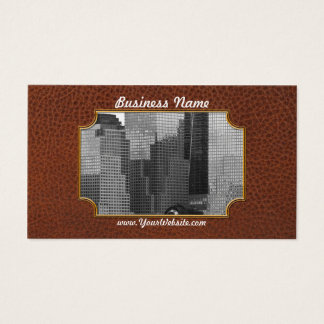 City - NY - Brookfield Place Business Card