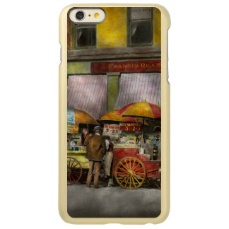 City - NY- Lunch carts on Broadway St NY - 1906 Incipio Feather Shine iPhone 6 Plus Case