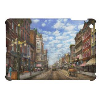 City - NY - Main Street. Poughkeepsie, NY - 1906 iPad Mini Cases
