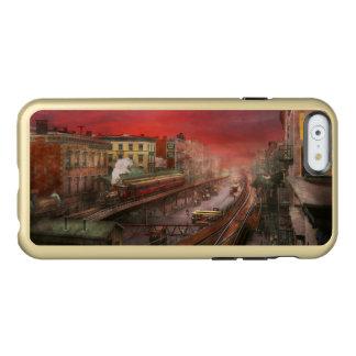 City - NY - Rush hour traffic - 1900 Incipio Feather® Shine iPhone 6 Case