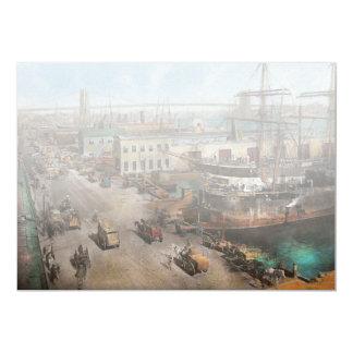 City - NY - South Street Seaport - 1901 Card