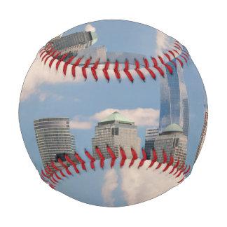 City - NY - The colors of a city Baseball