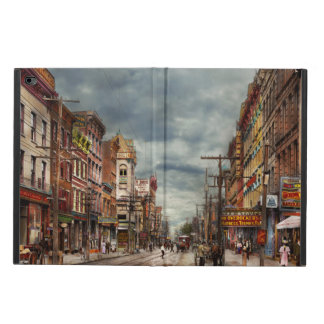 City - NY - The ever changing market place 1906 Powis iPad Air 2 Case