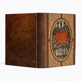 City - NY - The nation's largest dept store 1908 Mini Binder