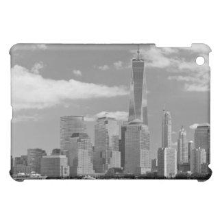 City - NY - The shades of a city iPad Mini Cases