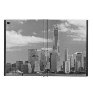 City - NY - The shades of a city Powis iPad Air 2 Case