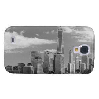 City - NY - The shades of a city Samsung Galaxy S4 Cover