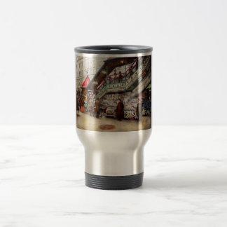 City - NY - Want a paper mister 1903 Travel Mug