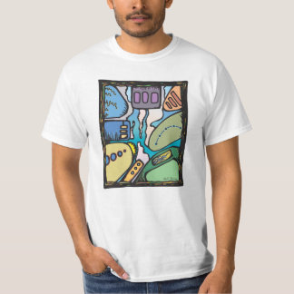 City Obscuring the Sky T Shirt