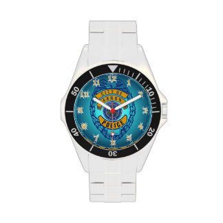 City of Akron Ohio Police Department Watch.