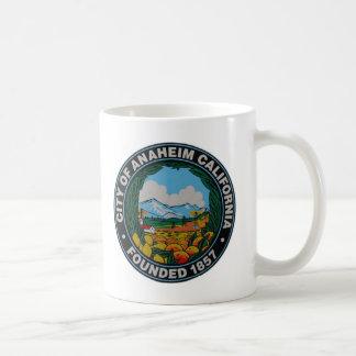 City of Anaheim California Mug