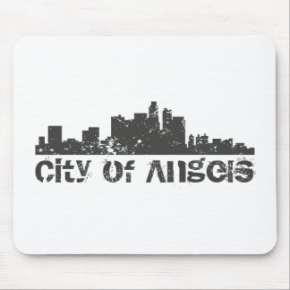 City of Angels (Los Angeles) Mouse Pad
