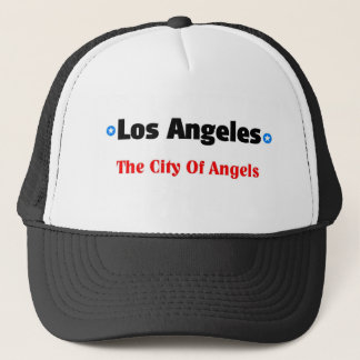 City of angels trucker hat
