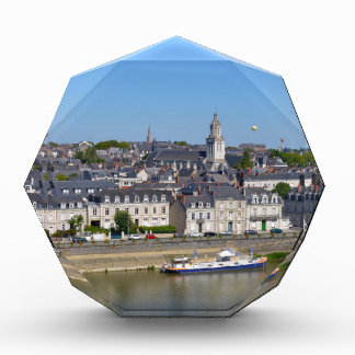 City of Angers in France Acrylic Award