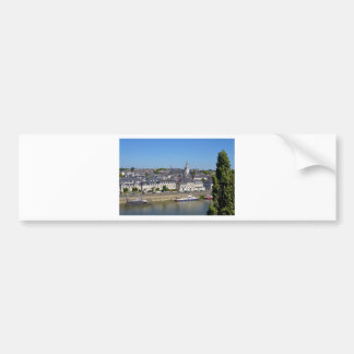 City of Angers in France Bumper Sticker